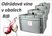 Vína v BIB