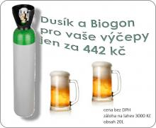 Dusík, Biogon, Co2